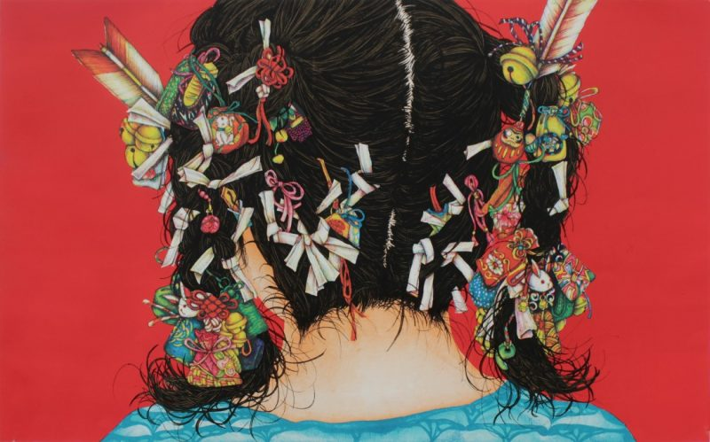 Contemporary Japanese Art. Group Exhibition at Micheko Gallery