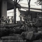 Hiroshi Watanabe, Manneken Pis, toned gelatin silver print