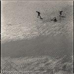 Hiroshi Watanabe - Playa de la Concha, toned gelatin silver print