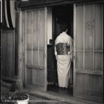 Hiroshi Watanabe, Tsukiji, toned gelatin silver print