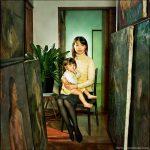 Portrait 001, Nishika, Mami Kiyoshi