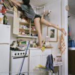 Satomi Shirai, Cleaning
