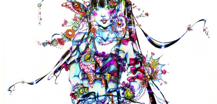"""""""My Affection for Idols"""" – neue Ausstellung der Textilkünstlerin Natsuki Ohtake"""