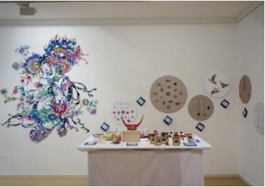 Zauberbox, 24 Künstler und Designer zeigen zeitgenössische japanische Kunst bei MICHEKO