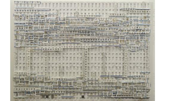 Katsumi Hayakawa – Paper Works: New Horizons