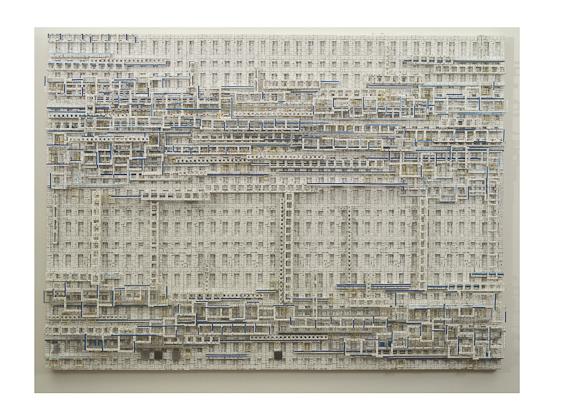 Blue Lines, Katsumi Hayakawa, 2011