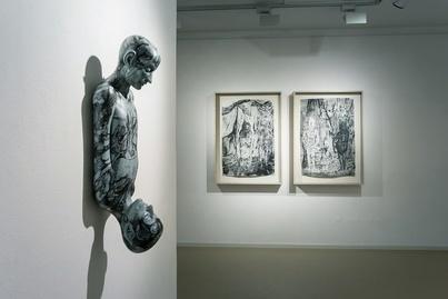Zeitgenössische Kunstausstellung, Josef Zlamal